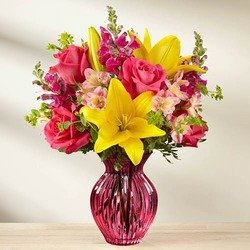 The FTD Happy Spring Bouquet