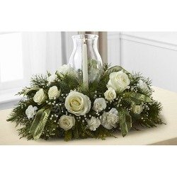 FTD Glowing Elegance Centerpiece