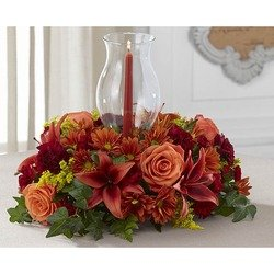 Heart of the Harvest Centerpiece