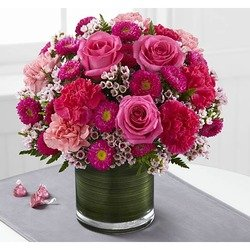 Pink Pursuits Bouquet