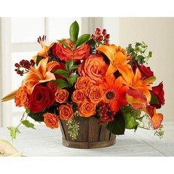 Alberta ab flower delivery same day 1st in flowers the natures bounty bouquet mightylinksfo
