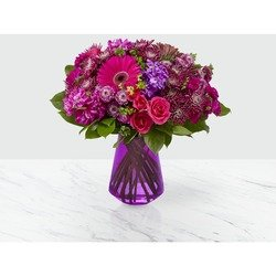 The FTD Blushing Bouquet