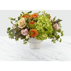The FTD Fresh Glow Bouquet