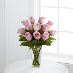Bouquet of Enchanting Pink Roses