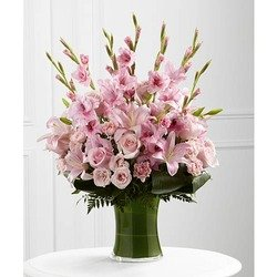 The Lovely Tribute Bouquet