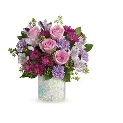 Teleflora's Shine In Style Bouquet