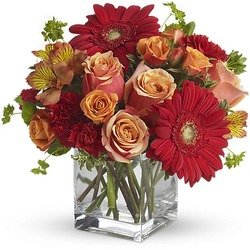 Santa Fe Sunset Bouquet by Teleflora