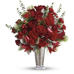 Teleflora's Holiday Touches Bouquet
