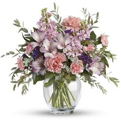 Teleflora's Pretty Pastel Bouquet