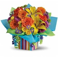 Birthday Flower Delivery in the USA and Canada 1st in Flowers