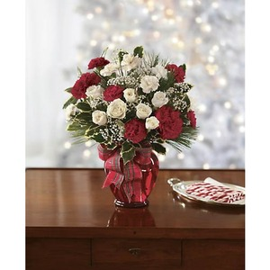Indiana in flower delivery same day 1st in flowers holiday splendor mightylinksfo