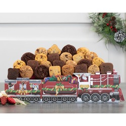 Holiday Cookie Train