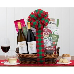 Red and White Wine Holiday Delight