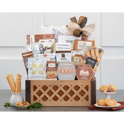 Sweet and Savory Gift Crate