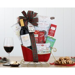 Callister Cellars Cabernet Sleigh Assortment