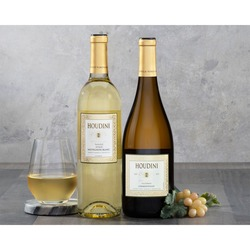 Houdini Napa Valley Sauvignon Blanc and Chardonnay