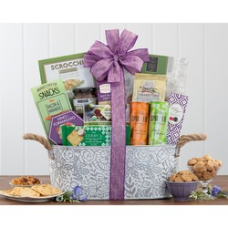 Ravenswood Petite Sirah and Chardonnay Wine Basket