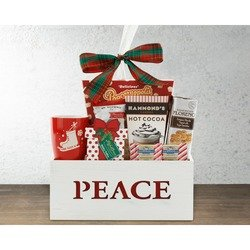 Peace on Earth Cocoa and Chocolate Collection