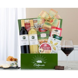 Eastpoint Cellars Red and White Holiday Duet