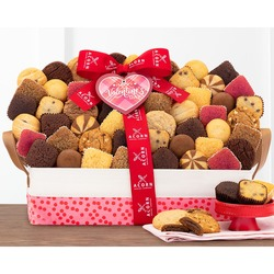 Valentine's Day Deluxe Cookie & Brownie Collection