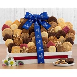 Fresh Baked Cookie And Brownie Gift Basket