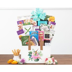 Easter's On Its Way Gift Basket