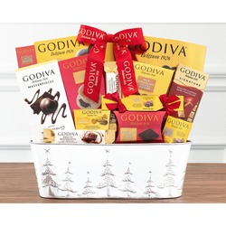 Godiva Wishes Chocolate Gift Basket