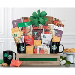 Starbucks Coffee, Tea And Cookie Collection