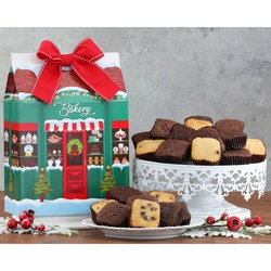 Assorted Brownie Holiday Gift Collection