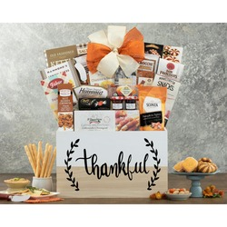 Thankful Collection Gift Basket