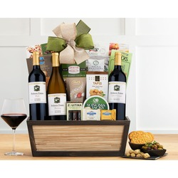Cliffside Vineyards California Trio Wine Basket