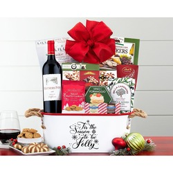 Kiarna Vineyards Merlot Season's Greetings