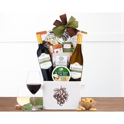 Rock Falls Vineyards Duet Wine Basket