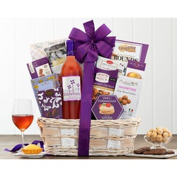 Windwhistle Moscato Wine Basket