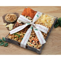 Deluxe Mixed Nut Gift Tray
