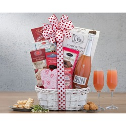 Bellini Mother's Day Gift Basket