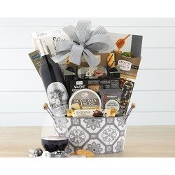 Silver Oak Cabernet Wine Basket