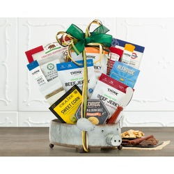 Gourmet Jerky and Savory Snacks
