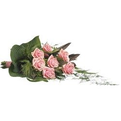 Funeral Bouquet Pink