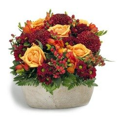 Red Rowanberry Bouquet
