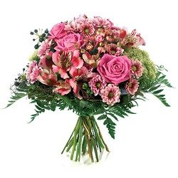 Engaging Pinks Bouquet