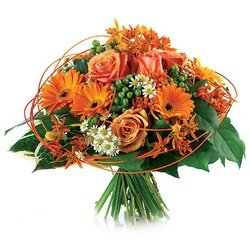 Orange Zest Bouquet