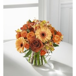 Natural Elegance Bouquet (Vase Not Included)