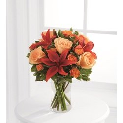 Warmth & Comfort Bouquet