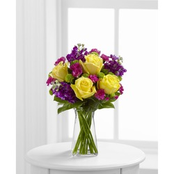 The Happy Times™ Bouquet by FTD® - VASE INCLUDED