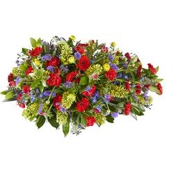 Wonderfully beautiful Funeral Bouquet Drop