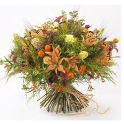 Festive bouquet (Vase Not Included)