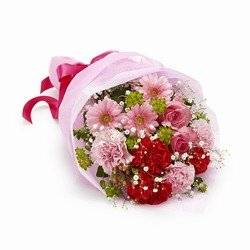 """Mother's Day"" Popular Hand-tied"