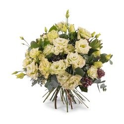 Bouquet of Lisianthus (Vase Not Included)