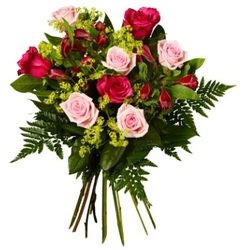 Bouquet Rose Luxury (Vase Not Included)